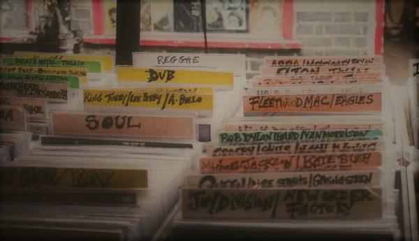 Vinylmania Record Store NYC